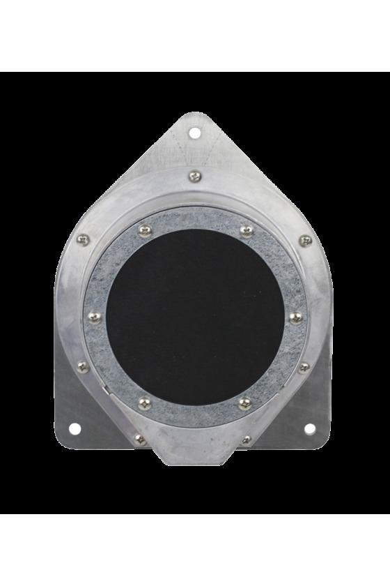 """730-0003 Interruptor de diafragma con resistente diafragma de silicona gris de 0.031 """"de espesor, montado externamente BM 45 FHT"""