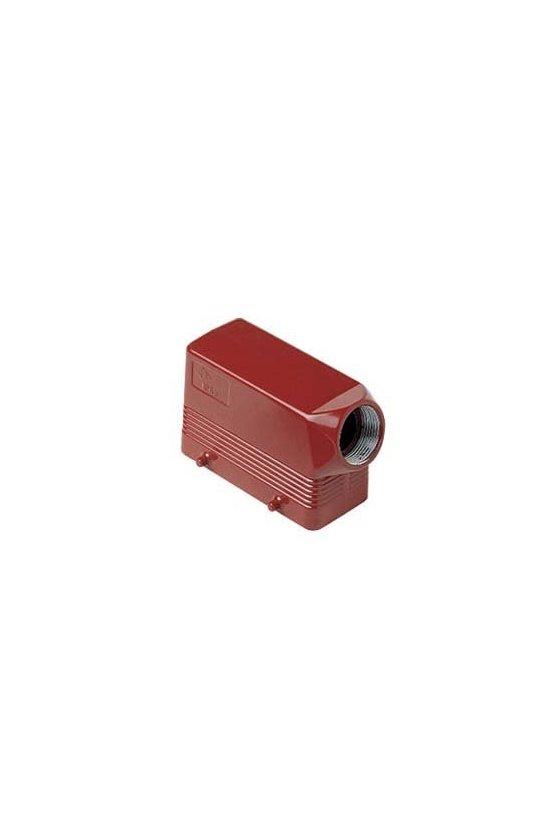 CAOR 16.21 Cubierta metálica cierre doble H-16P-PG21-SE-HT