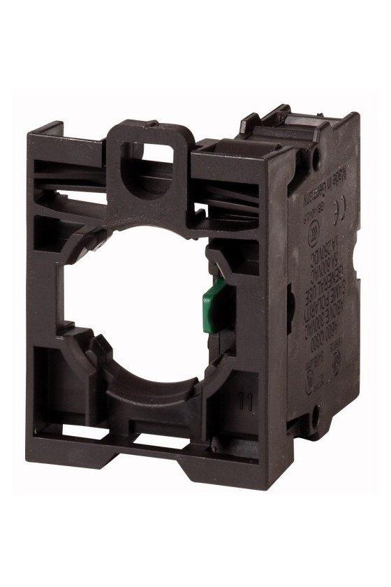 216504 Elemento de contacto, 1N/O, montaje frontal, conexión por tornillo - M22-AK10