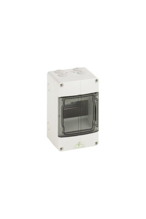 73540501 Caja para 5 modulos  125x200x122mm AK 05