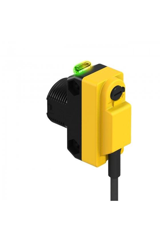 73244 Sensor laser retro polarizado QS18VP6LLPQ5