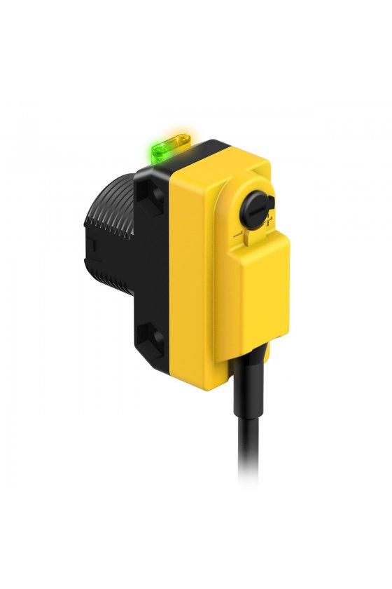 73043 Sensor laser difuso QS18VP6LDQ5