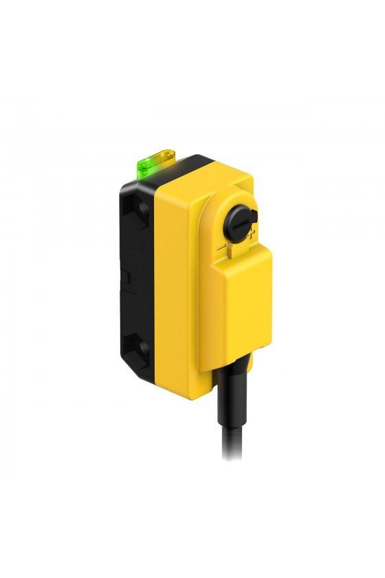 61666 Sensor fotoeléctrico difuso QS18VP6DB