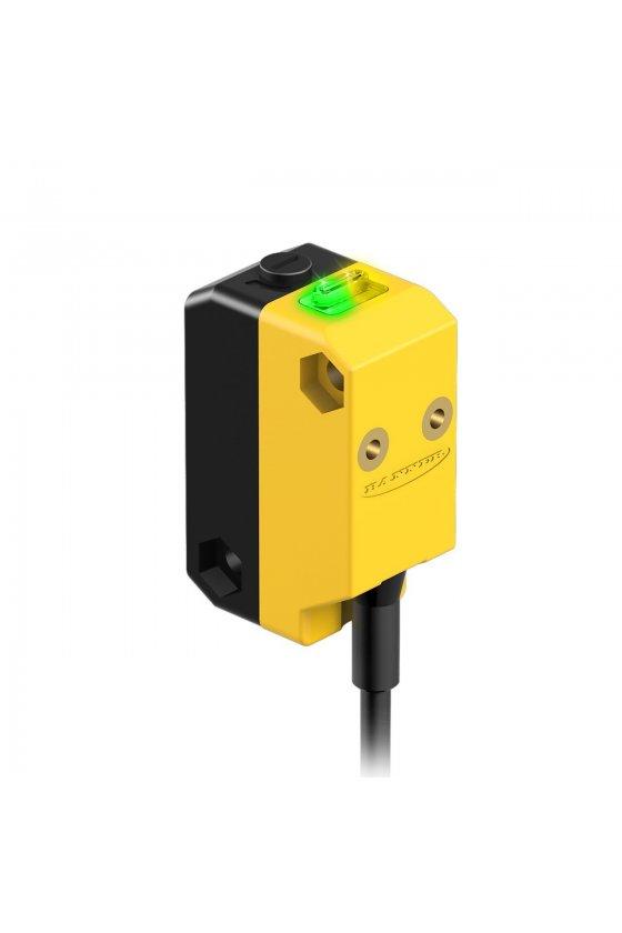 68326 Sensor fotoeléctrico campo ajustable QS18VP6AF100Q5