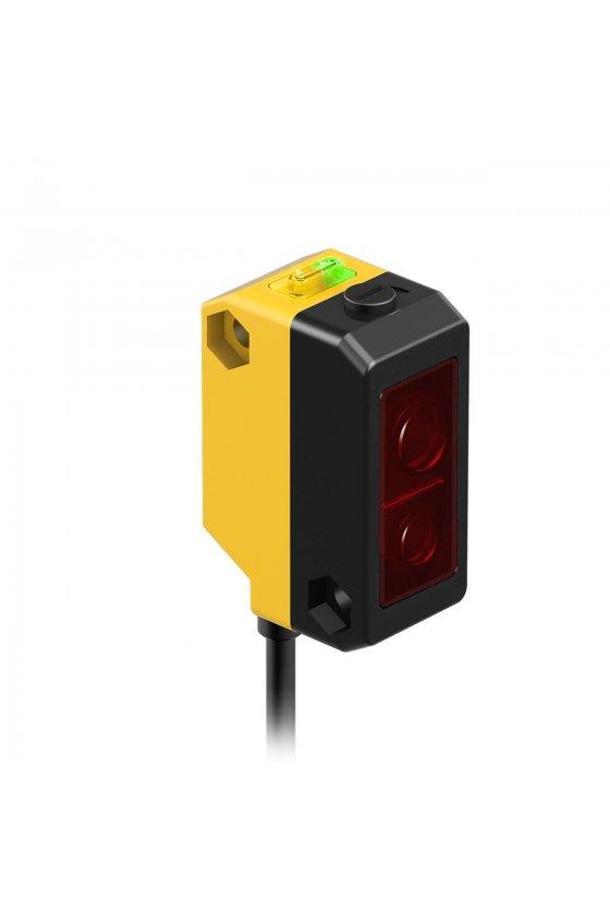 65503 Sensor fotoeléctrico de campo ajustable QS18VP6AF100Q