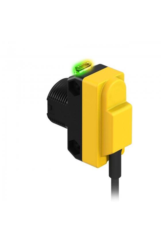 61621 Sensor fotoeléctrico receptor QS18VN6R
