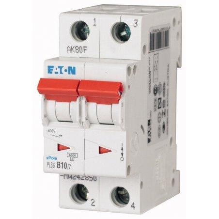 242886 Disyuntor en miniatura (MCB), 63A, 2p, característica tipo C - PLS6-C63/2-MW