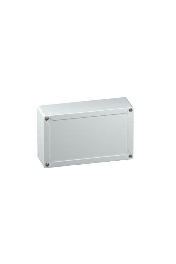 20040801 Caja vacía de Policarbonato 202x122x75mm IP66/67 TG PC 2012-8-0