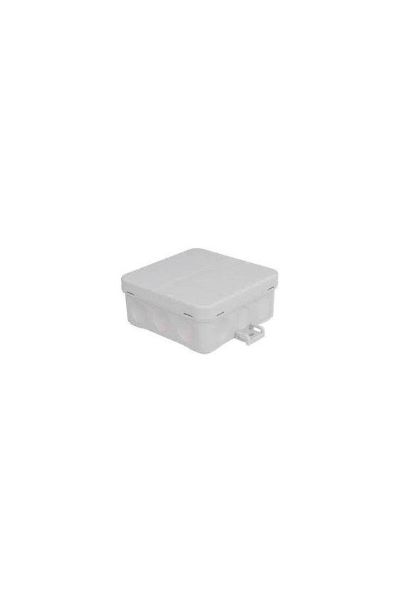 34591201 Cajas para conexiones 85x85x37mm IP55 2K-12 AB-L
