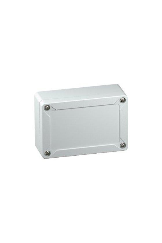 20040401 Caja vacía de Policarbonato 122x82x55mm IP66/67 TG PC 1208-6-o