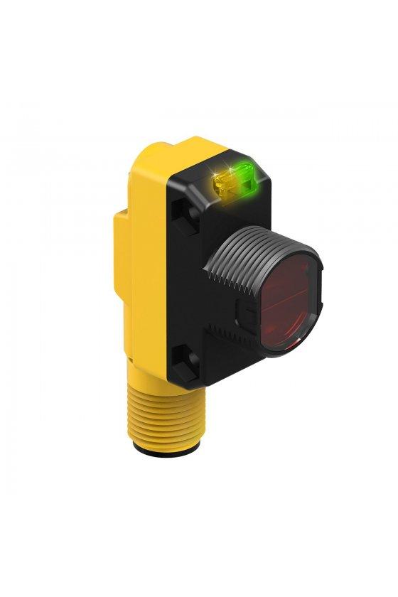 66451 Sensor fotoeléctrico retro polarizado QS18VN6LPQ8