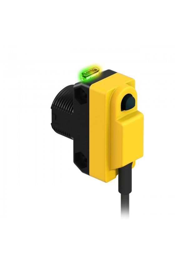 68743 Sensor fotoelectrico convergente QS18EN6CV45