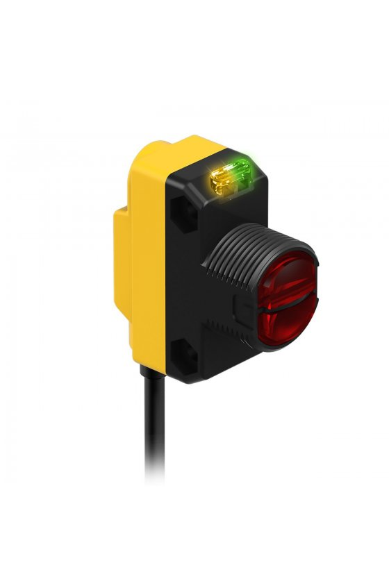68851 Sensor fotoeléctrico convergente QS18EP6CV15