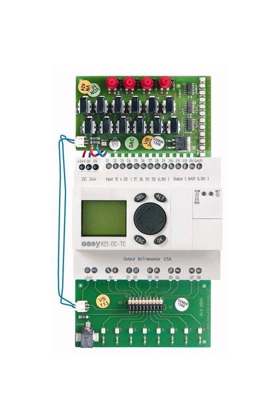 256278 Simulador de entrada / salida para dispositivos easy700 / easy800 / EC4P-DC - EASY800-DC-SIM