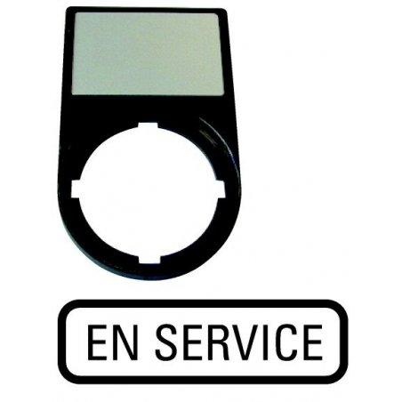 256793 Portador, + etiqueta, EN SERVICIO - M22S-ST-F7