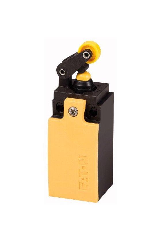266116 Interruptor de posición, Palanca de rodillo,  1 N / A, 1 NC, Contacto de acción rápida - LS-11S/L