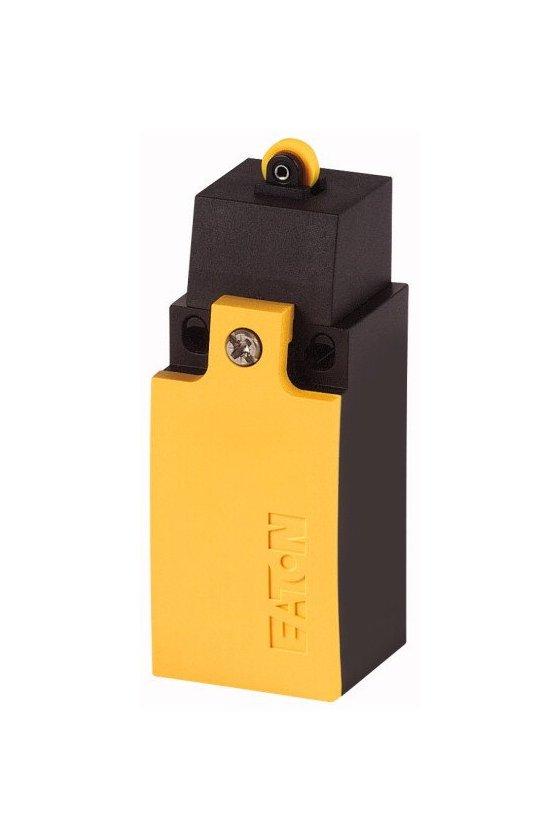 266118 Interruptor de posición, émbolo de rodillo, 1 N / O, 1 NC, contacto de acción rápida - LS-11S/P
