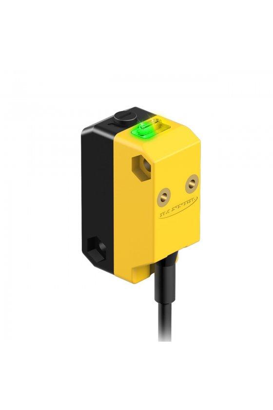 75737 Sensor fotoeléctrico de campo ajustable QS18VN6LAF250Q5