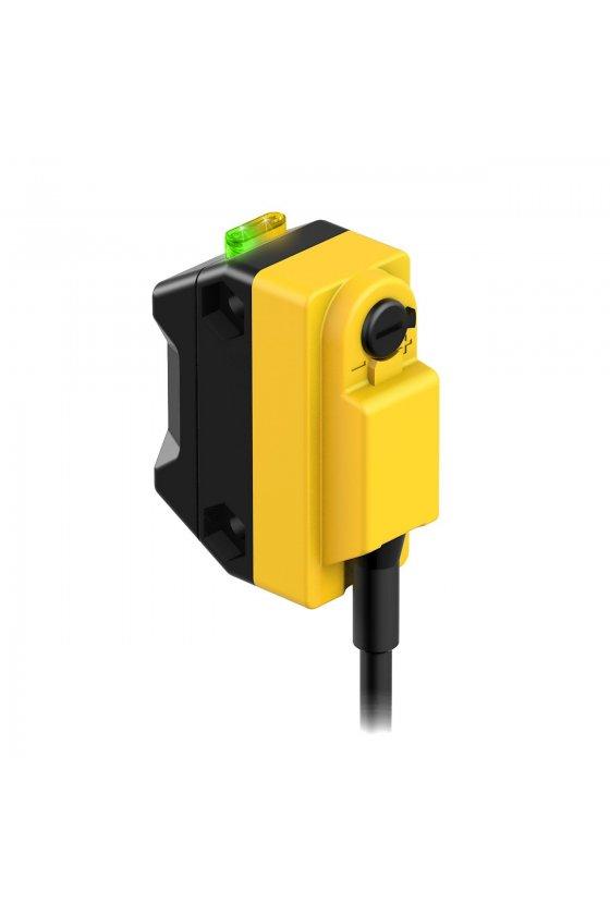 66222 Sensor de fibra óptica, fotoelectrico todo propósito QS18VN6FP