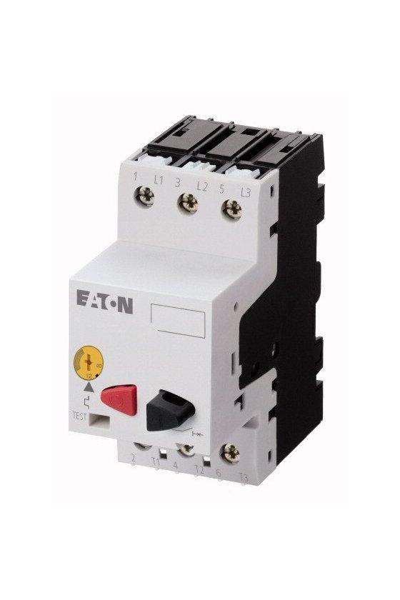 278478 Interruptor automático de protección del motor, 660 V 690 V: 0.25 kW - PKZM01-0,63