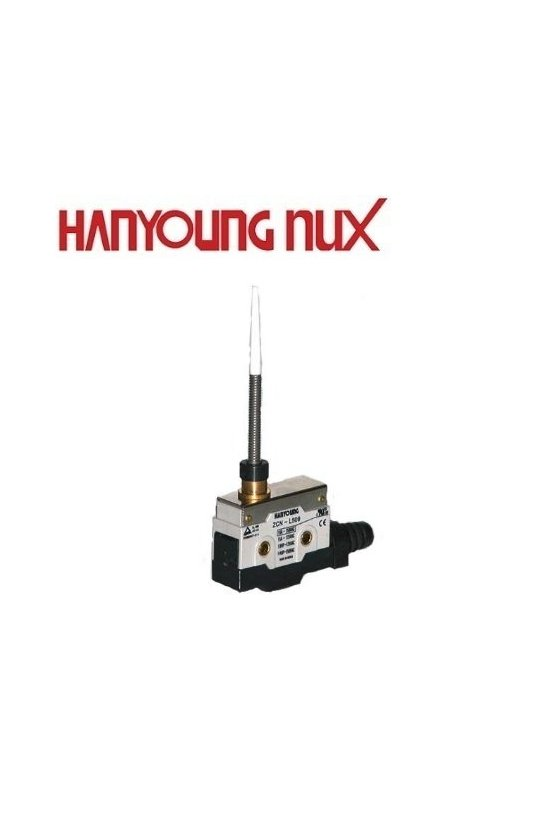 ZCN-L509 Micro switch sellado cola de rata  1NA +1NC 10amp  250vca