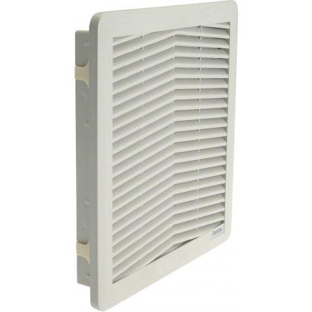 FF12U - Base con filtro 150 x 150 x 29.2 mm