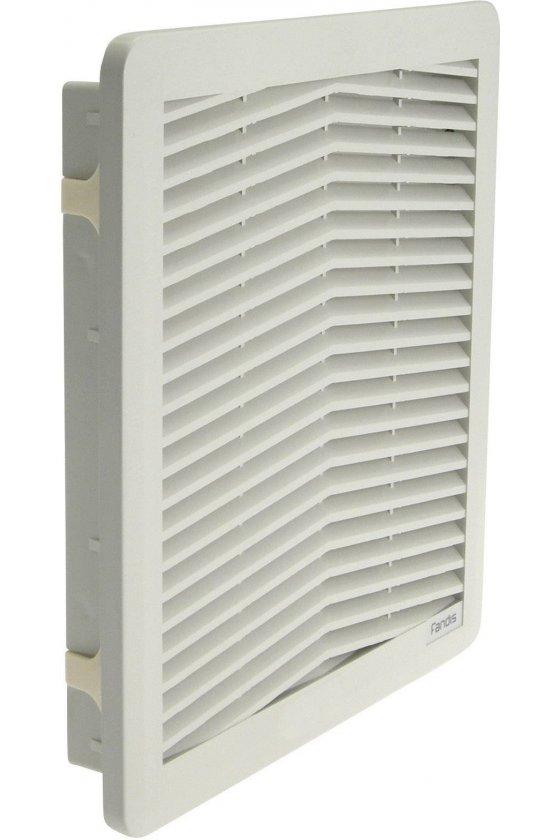 FF15U - Base con filtro 250 x 250 x 33.8 mm