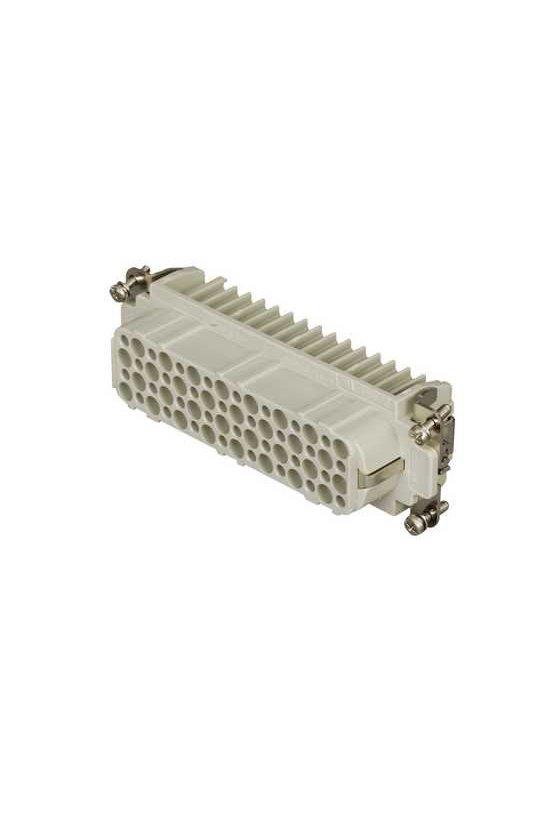 CDF 64 - Bloques de conexion hembra 64 Polos