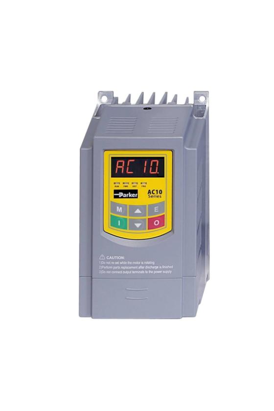 10G-31-0045-BN VFD007EL23A VARIADOR AC10V, 220VCA, 1HP, FRENO SOLOMODBUS RS-485