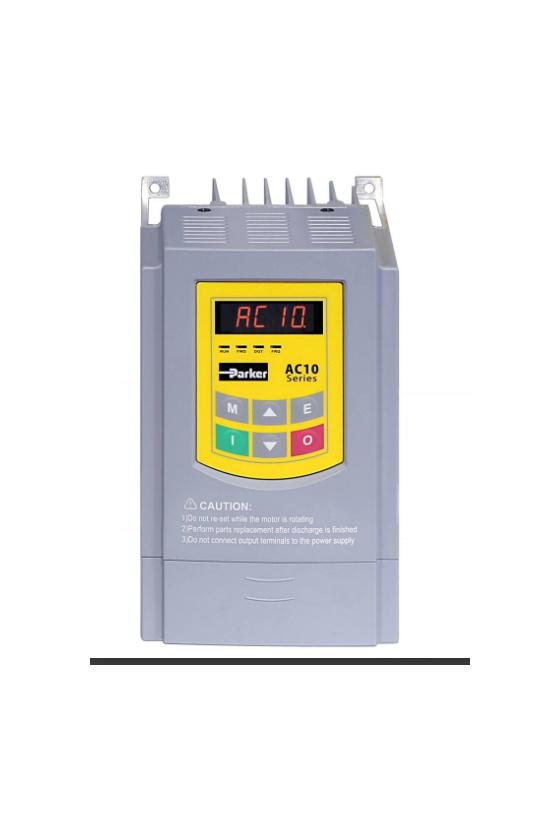 10G-32-0070-BN VFD015E23A VARIADOR AC10V, 220VCA, 2HP, FRENO SOLO MODBUS RS-485