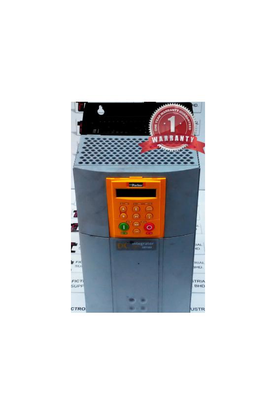 590P-53235010P00U4A0 DRIVE DC MICROPROCESADO, 4 CUADRANTES 590+ DIG DC DRIVE 4Q, 35 Amps