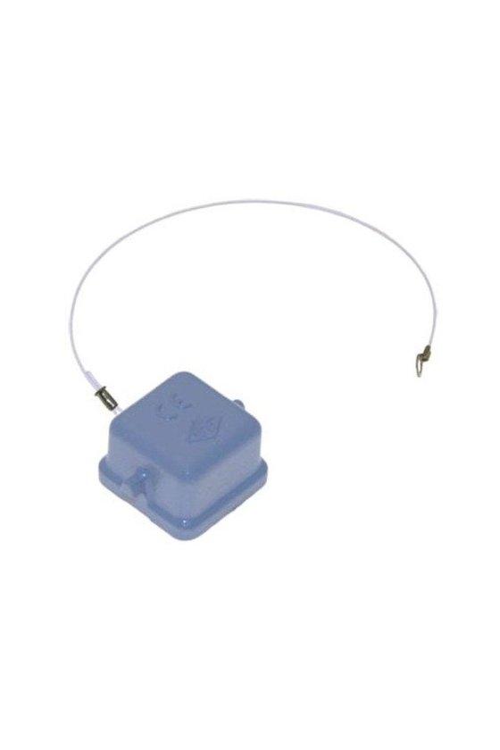 CKA 03 CA - Cubiertas protectoras metálicas con pivote para conectores macho