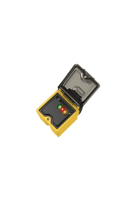 53977 Sensor amplificador de fibra óptica serie Q45 Q45VR3F