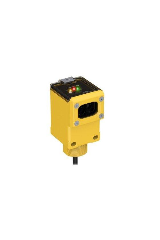 53980 Sensor retroreflectivo serie Q45 Q45VR3LP