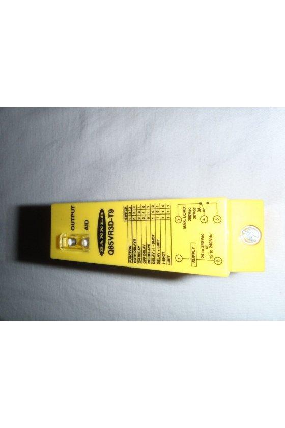 31654 Sensor fotoeléctrico difuso serie Q85 Q85VR3DT9