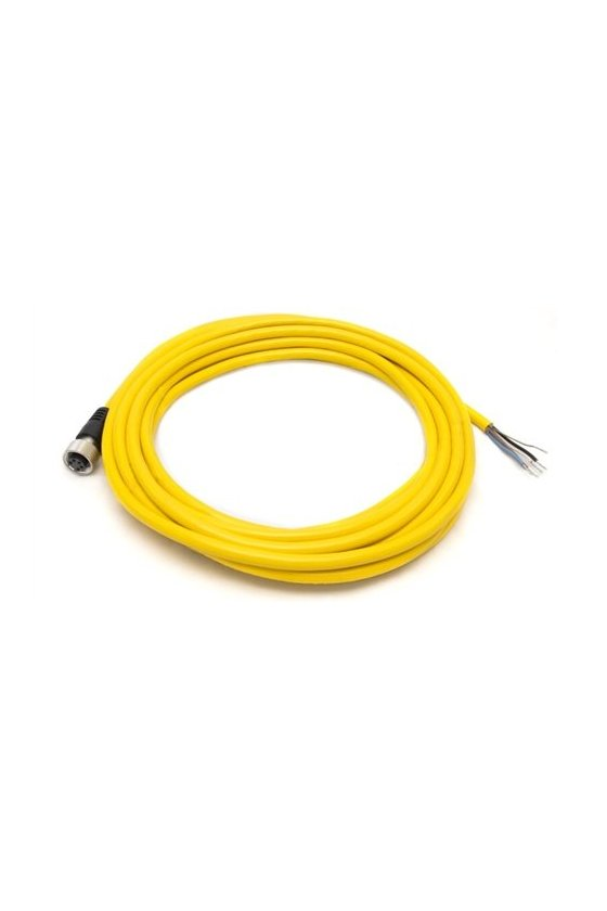 70884 CABLE 8 PIN CONECTOR HEMBRA 8 M QDE-825D