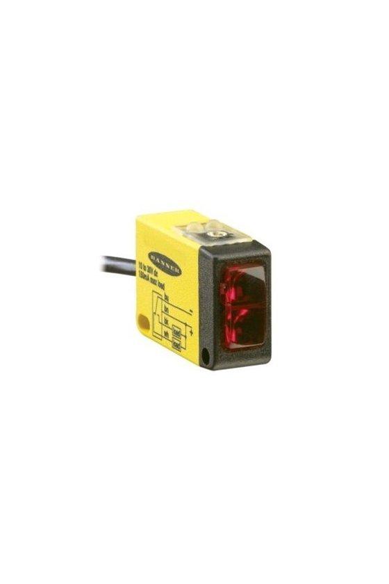 48820 Sensor fotoeléctrico difuso, serie Q23 QH23SP6DQ