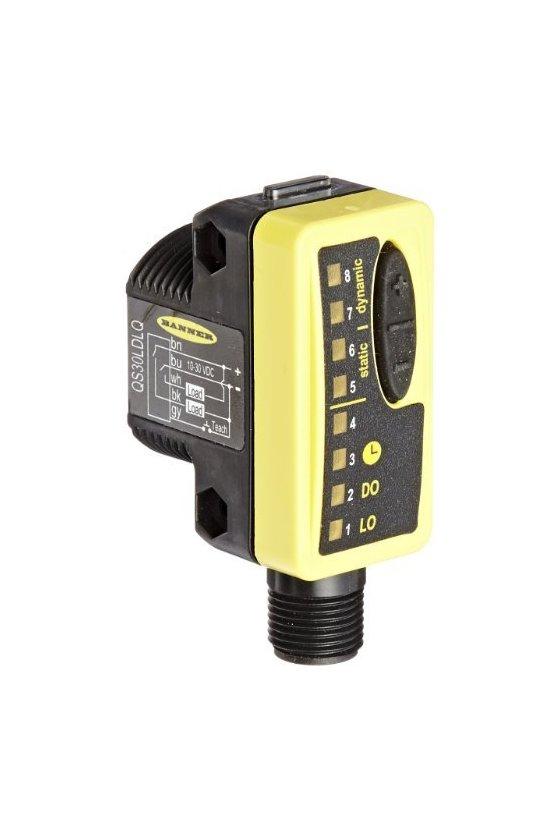 2786 Sensor fotoeléctrico difuso serie QS30 QS30LDLQ