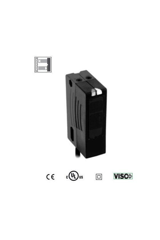 134130 Sensor óptico de barrera por reflexión RLK28-55-Z/31/116