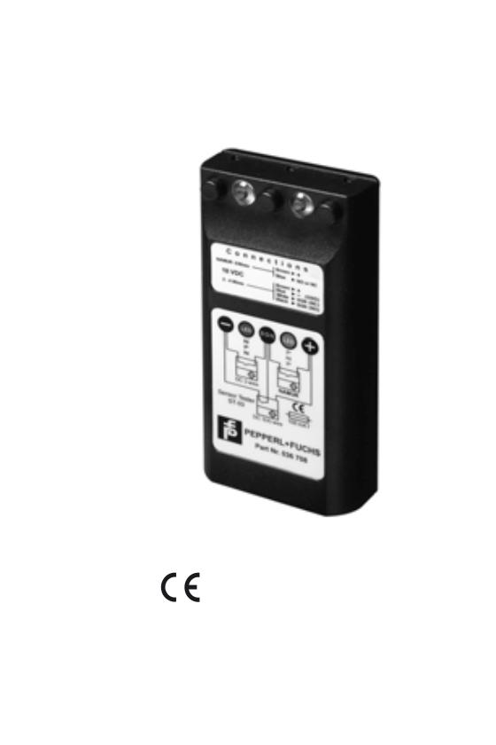 036708 - Tester para Sensores ST 03