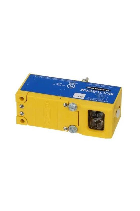 16647 Bloque de escáner de 3/4 hilos - Retroreflectivo SBLX1