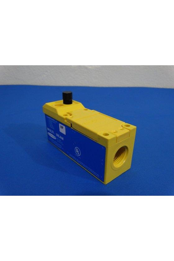16457 Bloque de escáner de 3/4 hilos - Fibra de vidrio SBRXF1