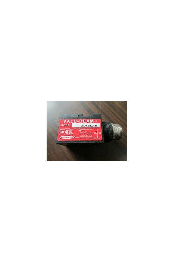 25886 Sensor fotoeléctrico de fibra óptica de vidrio serie VALU-BEAM  SMA915FQD