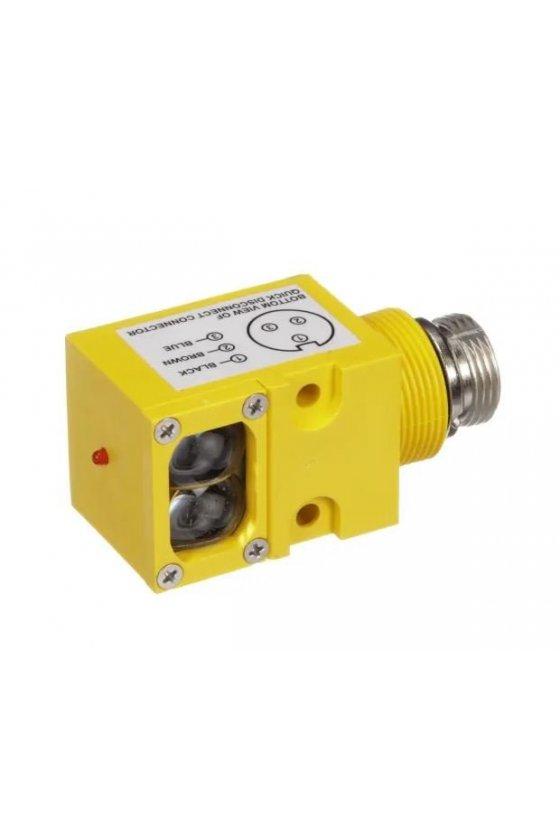 26552 Sensor fotoeléctrico de fibra óptica de plástico SMA990FP