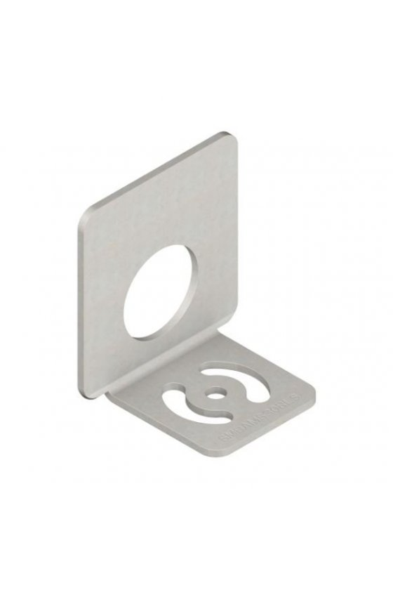 77145 BRACKET ANGULO RECTO DE 30MM SMBAMS30RLS
