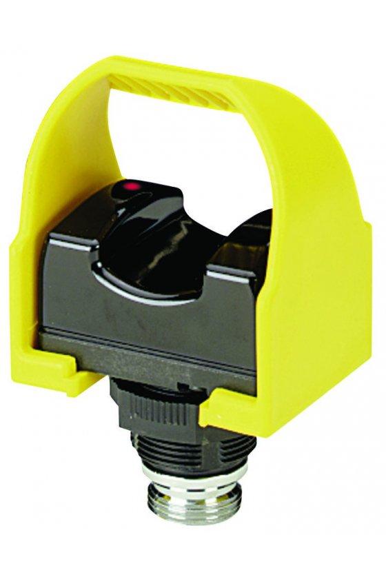 64180 Botón de pulso optico con autochequeo 4 pin STBVP6Q