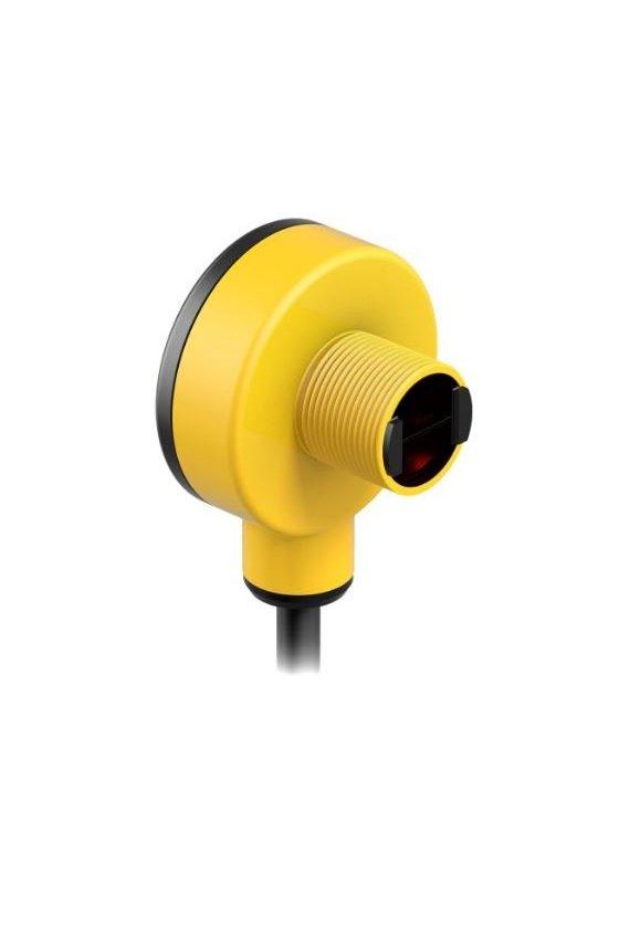 34629 Sensor de montaje en barril difuso autónomo serie T18 T18SP6D