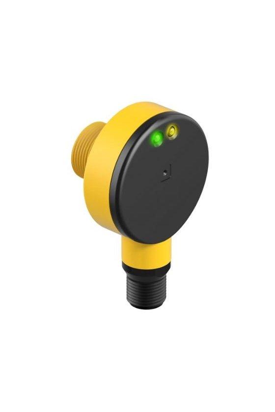 34740 Sensor de montaje en barril retropolarizado autónomo serie T18 T18SP6LQ
