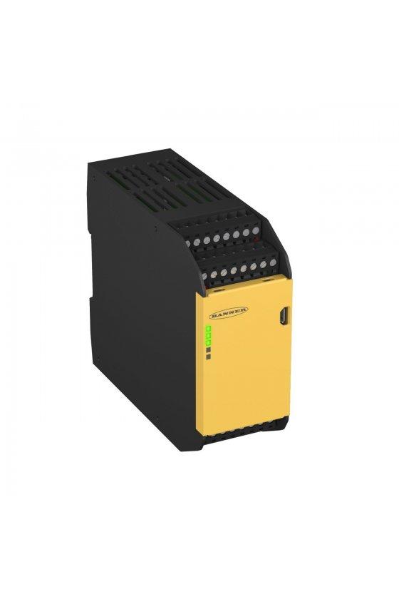 90443 Controladores de seguridad expandibles serie XS26 XS26-2
