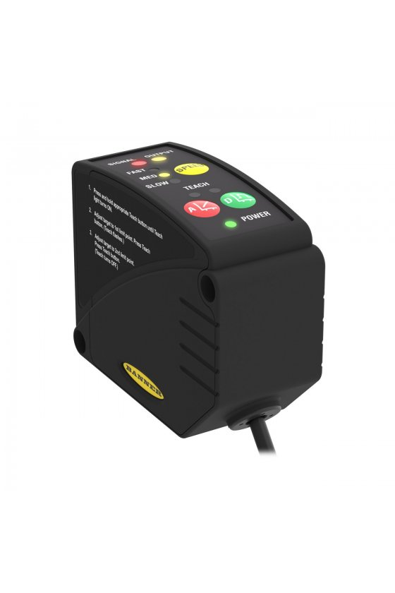 65505  Sensor láser para medición de distancia serie LT3 LT3NU